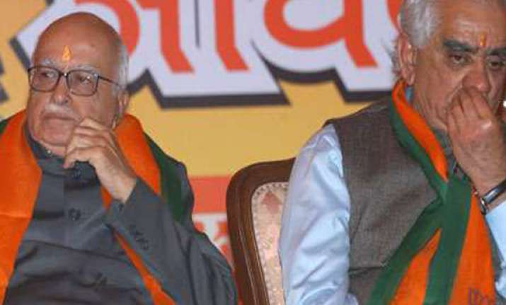 much ado about nothing know why advani relented agreed to