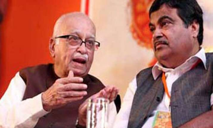 advani has been disillusioned with bjp since last one year