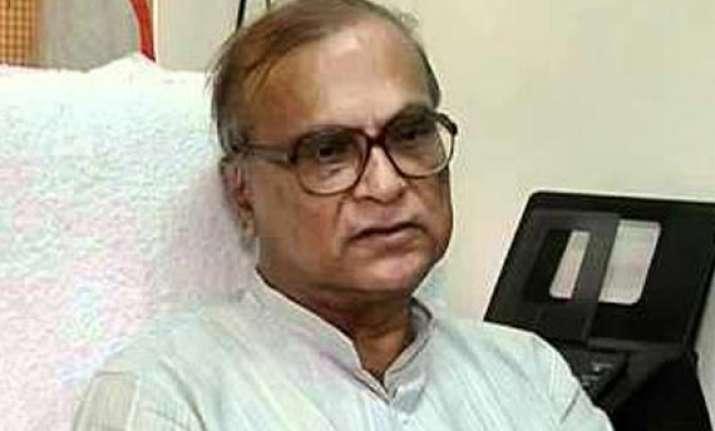 advani s protest against modi will spread bengal congress