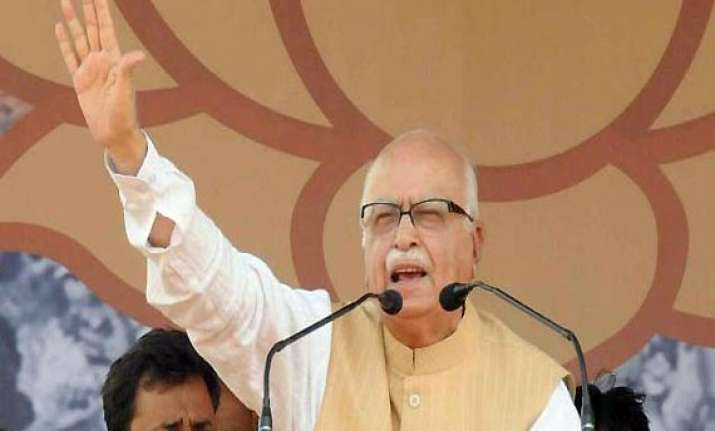 advani rally in uttarakhand was a flop show says congress