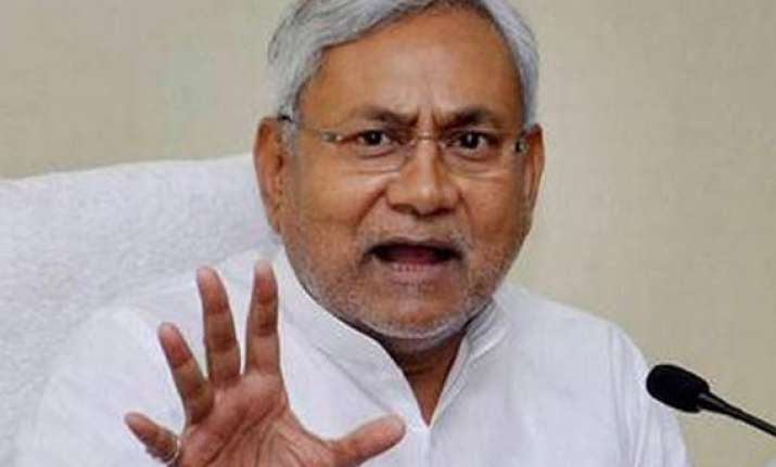 ahead of vote nitish confident of proving majority today