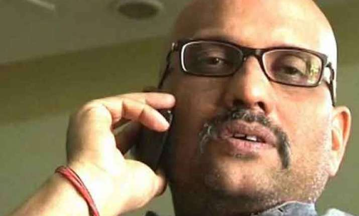 ajay rai lands in trouble over symbol flashing ec orders