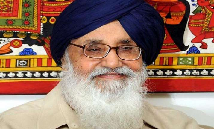 akali bjp alliance in delhi assembly polls says badal