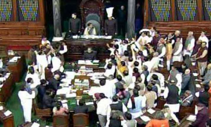 all party meet to end parliament logjam