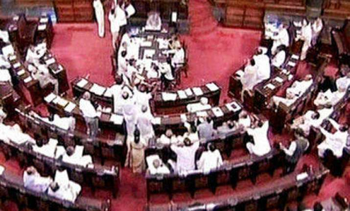 all party meet for smooth conduct of rajya sabha