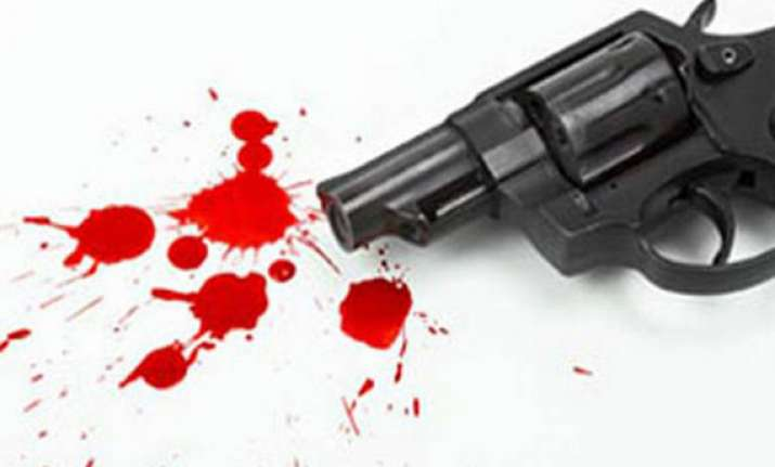 allahabad tense after bjp youth leader gunned down