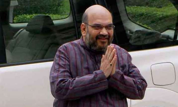 amit shah to get z plus security