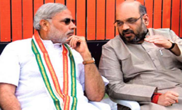 amit shah s elevation means narendra modi is on his way to