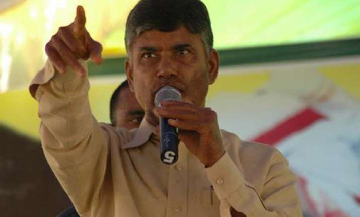 andhra chief minister warns congress over telangana decision