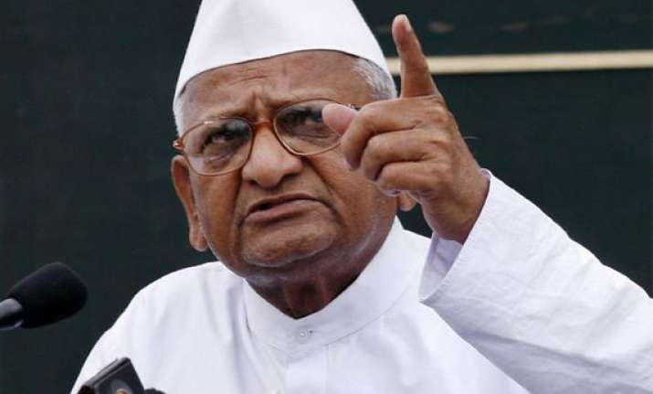 anna hazare to campaign against two former maharashtra