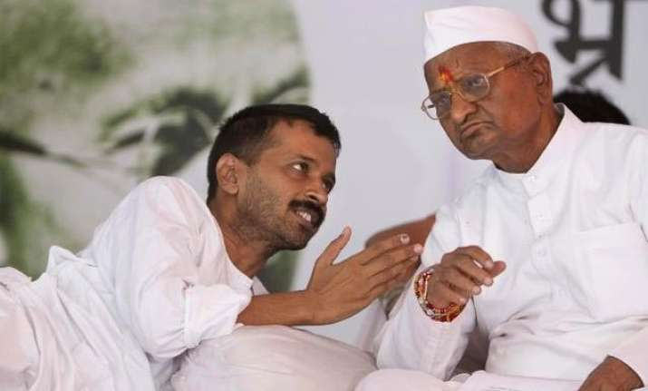 anna sms cards criminal complaint filed against anna hazare