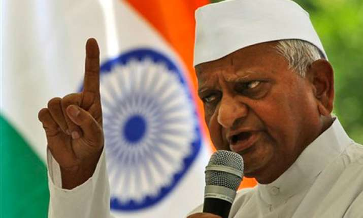 anna hazare too demands death penalty for rapists