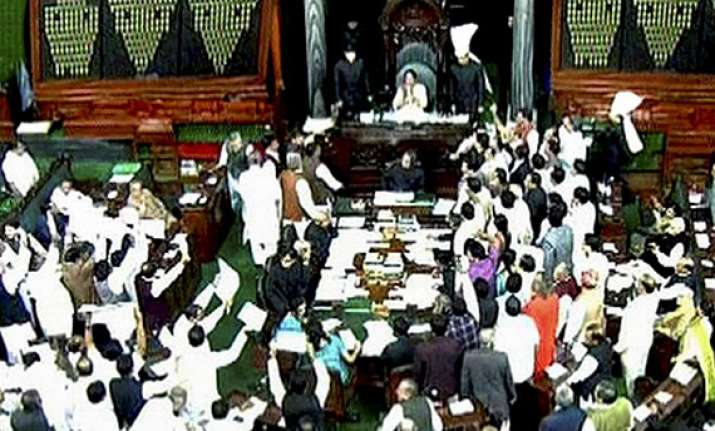 another day lost as fdi logjam continues in parliament