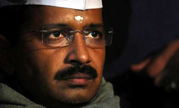 chances of coming to power again negligible kejriwal
