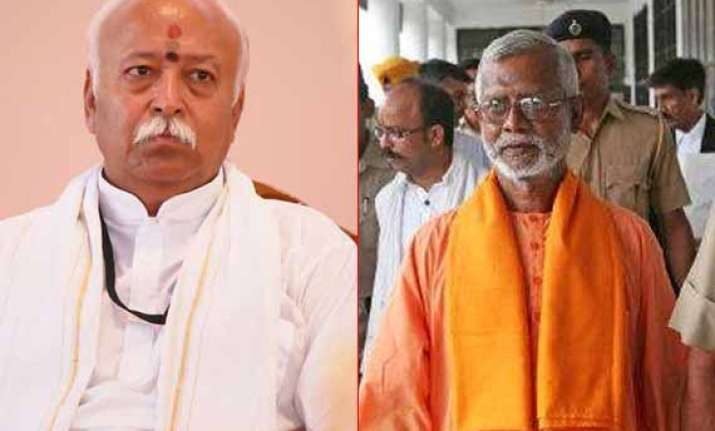 aseemanand named mohan bhagwat in blasts conspiracy report