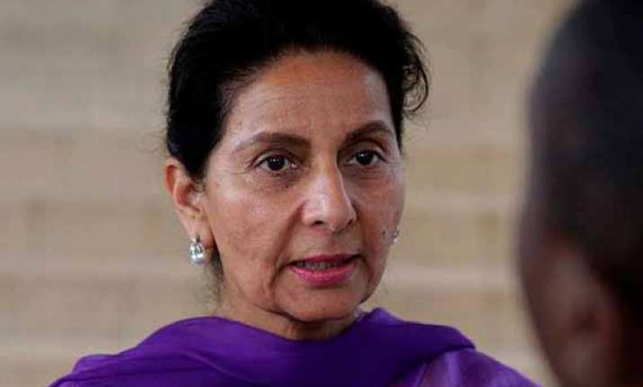 assembly by polls congress candidate preneet kaur wins from