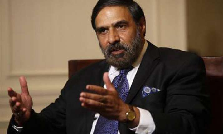 assurance to parliament on fdi not violated anand sharma