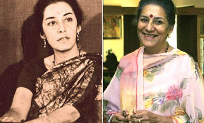 at a glance ambika soni the fiery congress general secretary