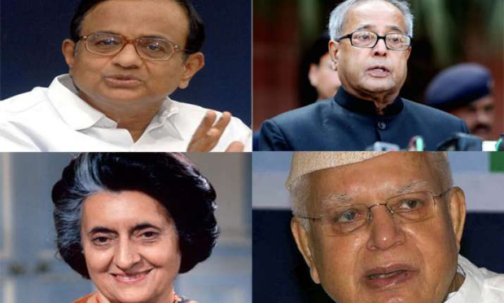 at a glance finance ministers of india since independence
