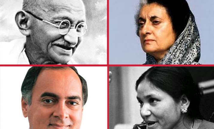 at a glance indian politicians who were assassinated