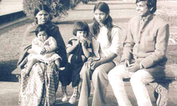 at a glance lalu prasad rabri devi and family