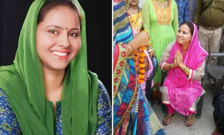 at a glance misa bharti lalu s daughter on campaign trail