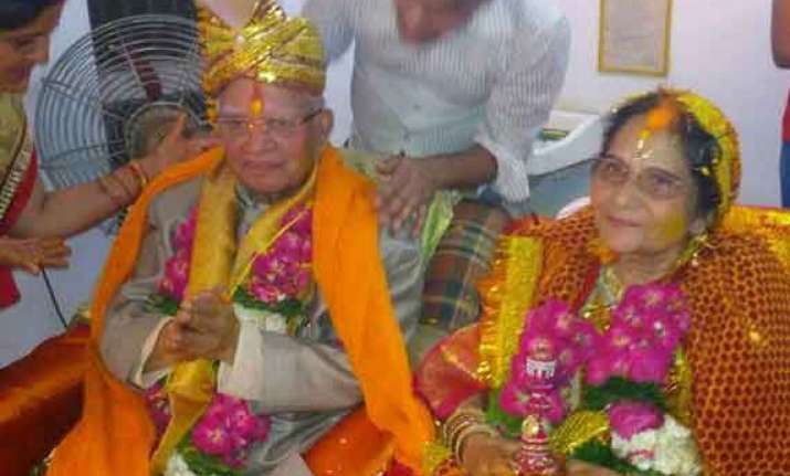 at a glance n d tiwari 89 weds ujjwala sharma 62