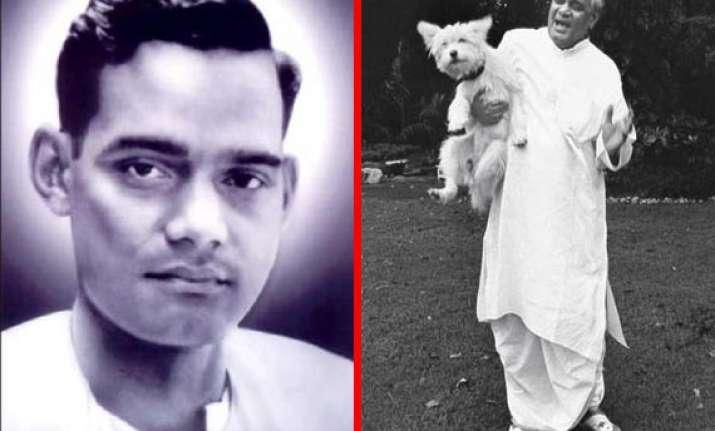 at a glance rare pictures of atal bihari vajpayee