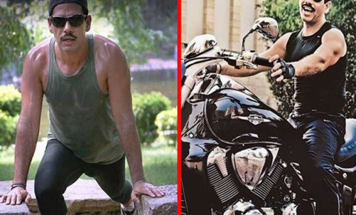 rare pictures of robert vadra the stylish son in law of