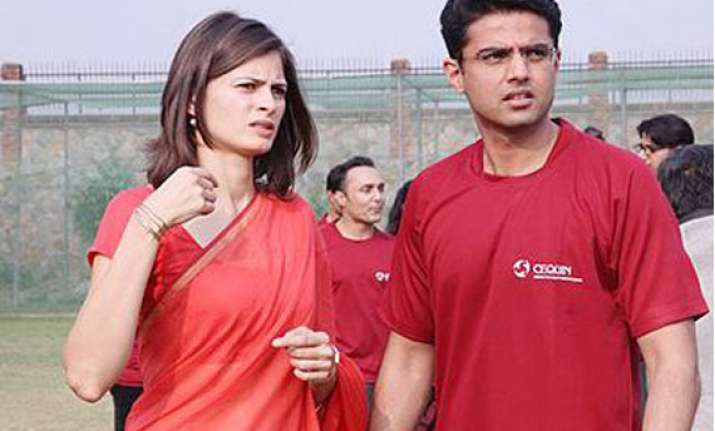 sachin pilot from youngest mp to aspiring cm of rajasthan