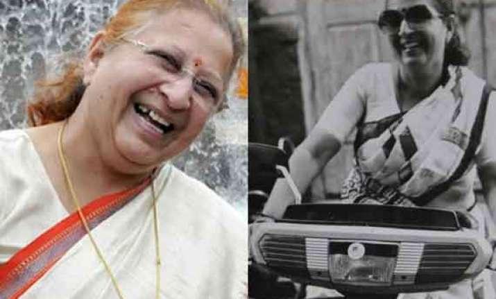 at a glance sumitra mahajan from municipal corporator to