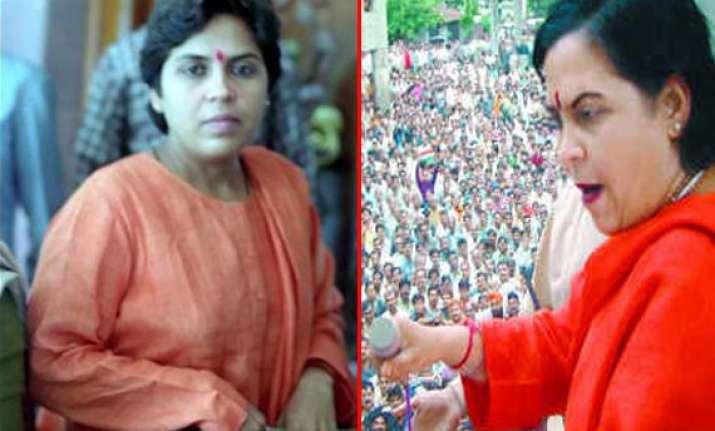 at a glance uma bharti from madhya pradesh cm to union
