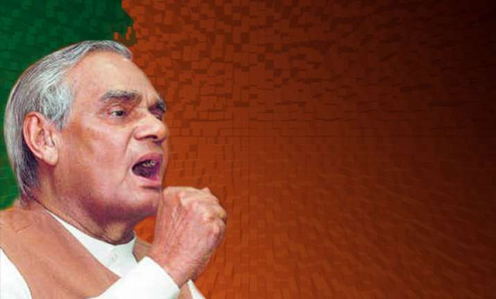 atal bihari vajpayee credited with giving concept of