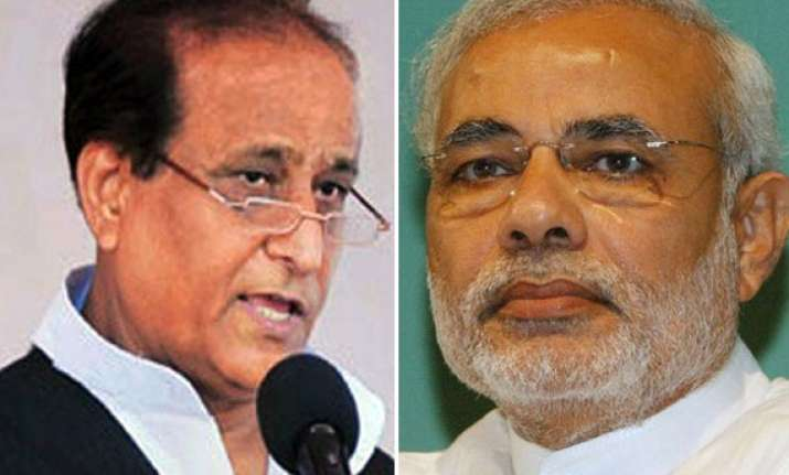 azam khan slams toilets before temple remark of modi