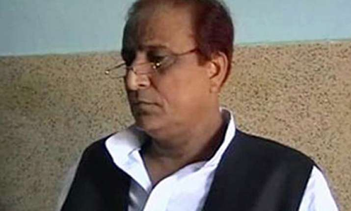 azam khan to take oath again as up minister