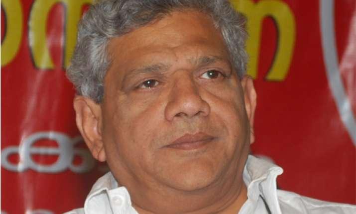 bjd government betrayed people of odisha sitaram yechury