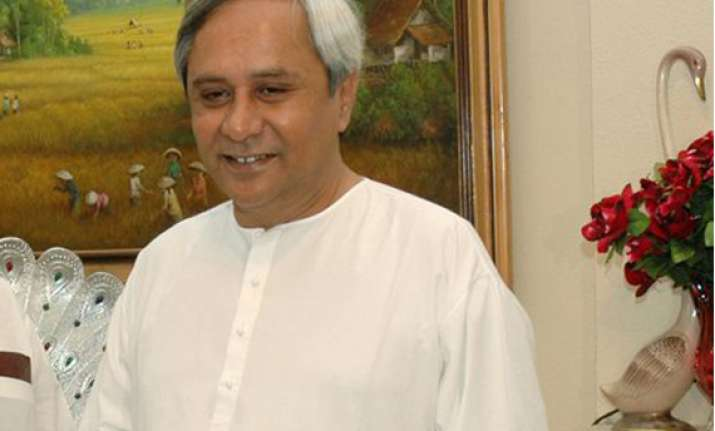 bjd s support to sangma remains unchanged says naveen