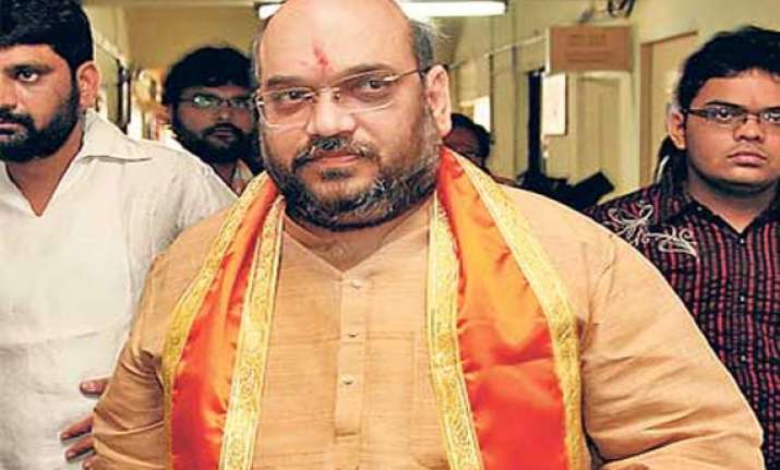 bjp national council likely to meet on aug 9 to ratify shah