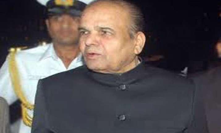 bjp sena delegation meets president wants maha guv s recall