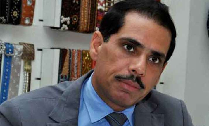 bjp brings out video booklet on vadra s alleged land deals