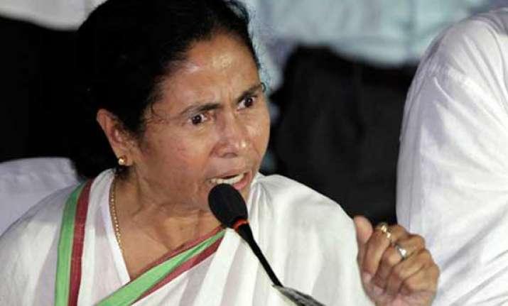 bjp condemns mamata banerjee govt in west bengal