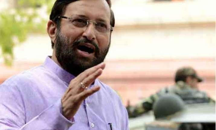bjp defends modi roadshow says congress showing desperation