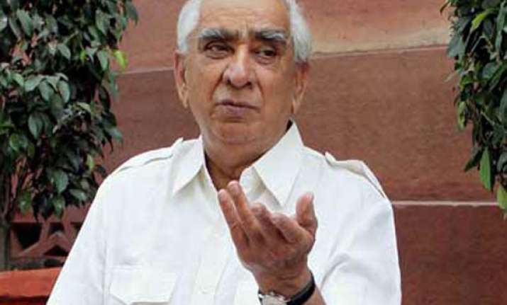 bjp expels jaswant singh from party for 6 years