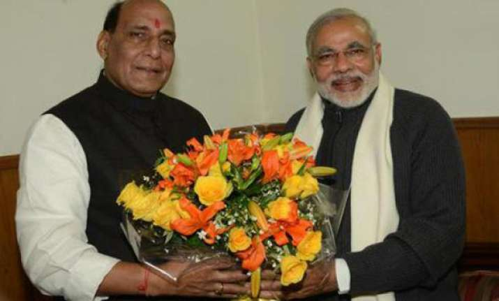 bjp has consensus on pm candidate rajnath singh