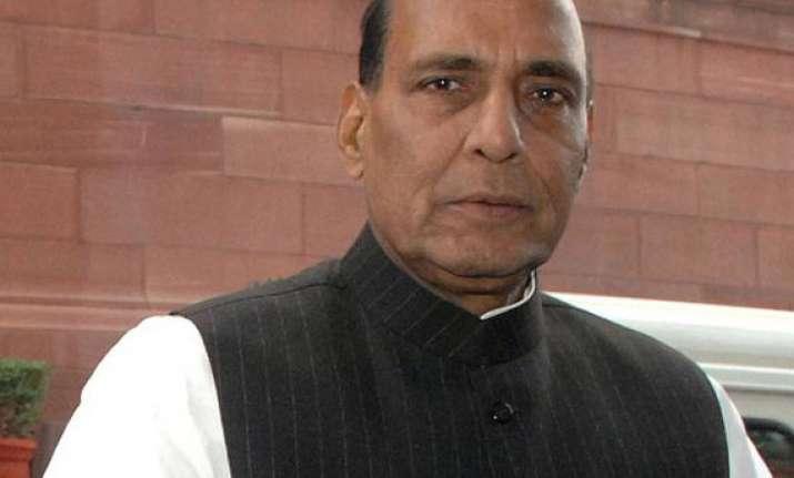 bjp has not decided delhi cm candidate yet rajnath