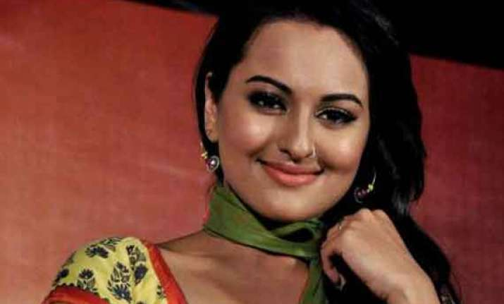 bjp in power is sign of good days to come says sonakshi