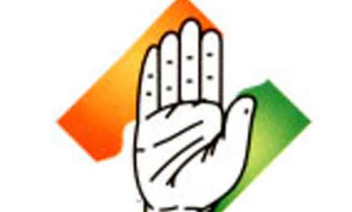 bjp leader from someshwar joins congress ahead of bypoll