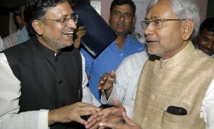 bjp leaders in bihar refuse to meet nitish