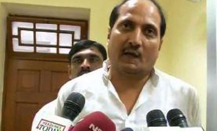 bjp legislator suresh rana arrested for muzaffarnagar riots
