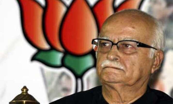 advani to skip goa bjp meet